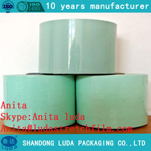 25 micro Stretch Film Type and PE Material hay bale wrap silage film