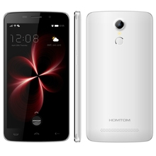Original HOMTOM HT17 Pro 5.5 Inch Android 6.0 MTK6737 Quad Core Smartphone 3000mAh Cell Phone 2GB RAM+16GB ROM 4G Mobile Phone