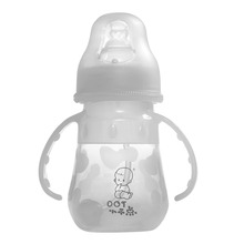 Baby New Born Silicone Baby Feeding Bottle For Baby With Music