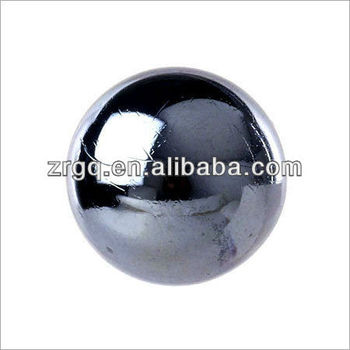 "Made in China 1/2"" G500 stainless steel balls"