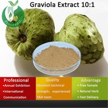 pure natural health Graviola extract/Sweetsop fruit P.E/Graviola Extract 10:1
