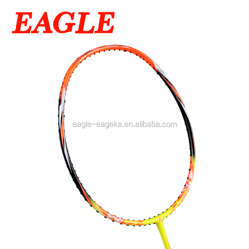 famous brand EAGLE full carbon badminton racket E169