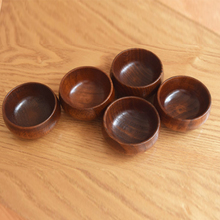 SCD-5-WM001 Hand-made Natural Wooden Sake Cup