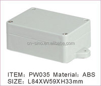 Professional Supplier ABS Custom Plastic Enclosure For Electronics