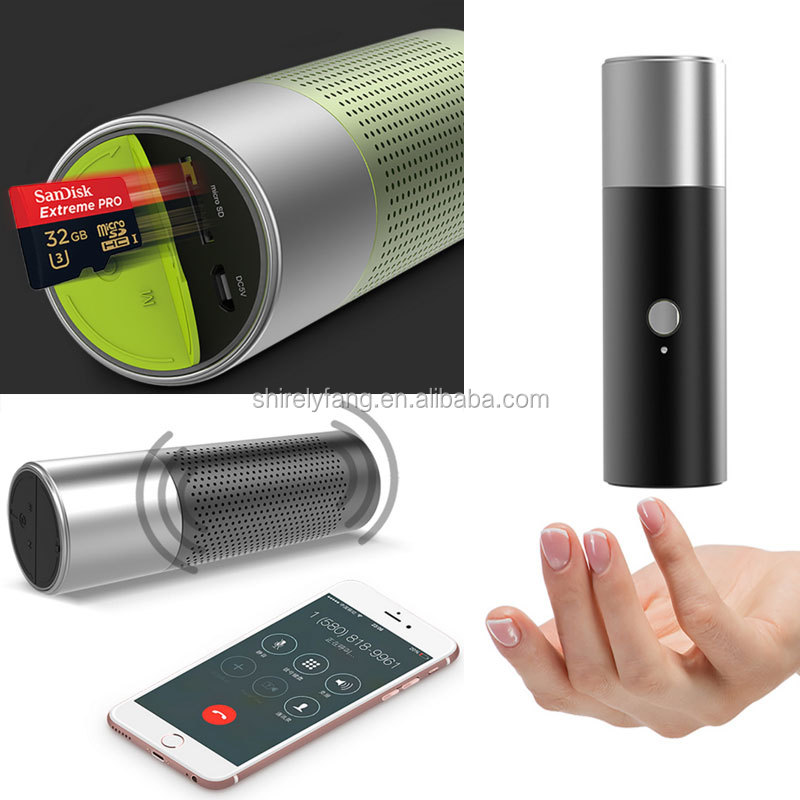 Mini Portable Waterproof Wireless Bluetooth Speaker Cannon Outdoor Subwoofer Card audio