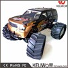 1/8 scale 4WD gas powered remote control car nitro rc car with 80km/h