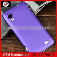 Glossy Shining Shield Hard Mobile Phone Case for Lenovo S720