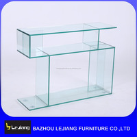 home designs modern glass bar table