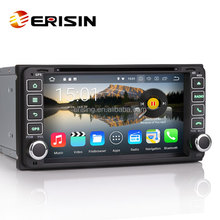 "Erisin ES8863C 6.95"" Octa Core Android 8.0 Car stereo gps navigation OBD canbus TV for Toyota Corolla EX RAV4 VIOS HILUX AVANZA"