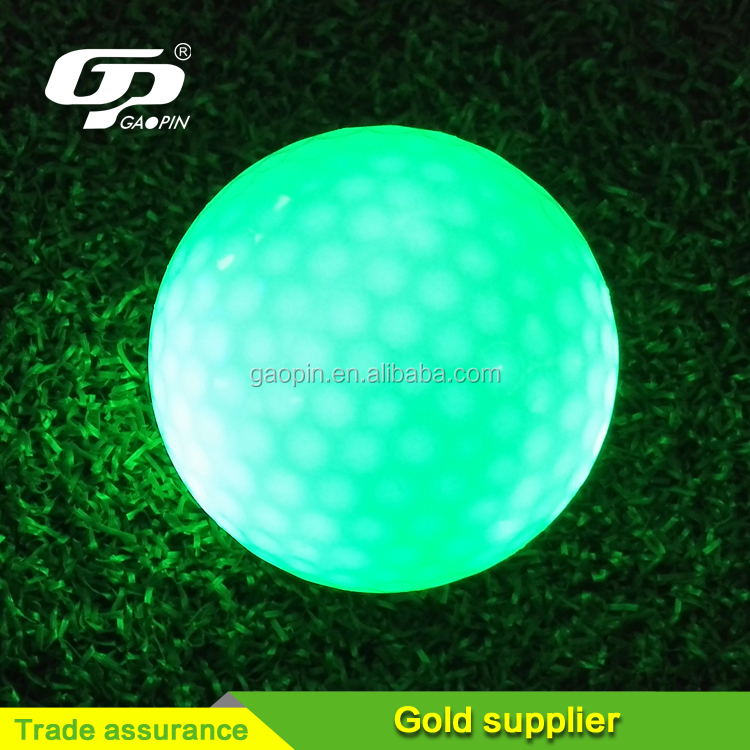LED Golf Ball for Night Practice
