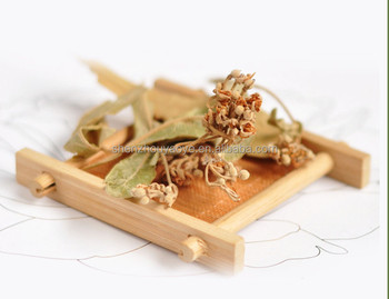 Chinese raw herbs wholesale macrophyll linden flower with best price