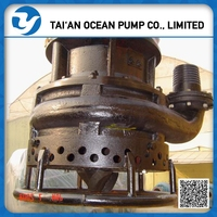 5 hp submersible sand slurry pump
