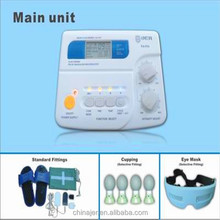 electric digital physiotherapy tens massager machine/equipment