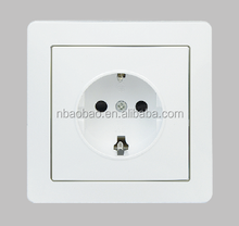 Schuko electrical socket