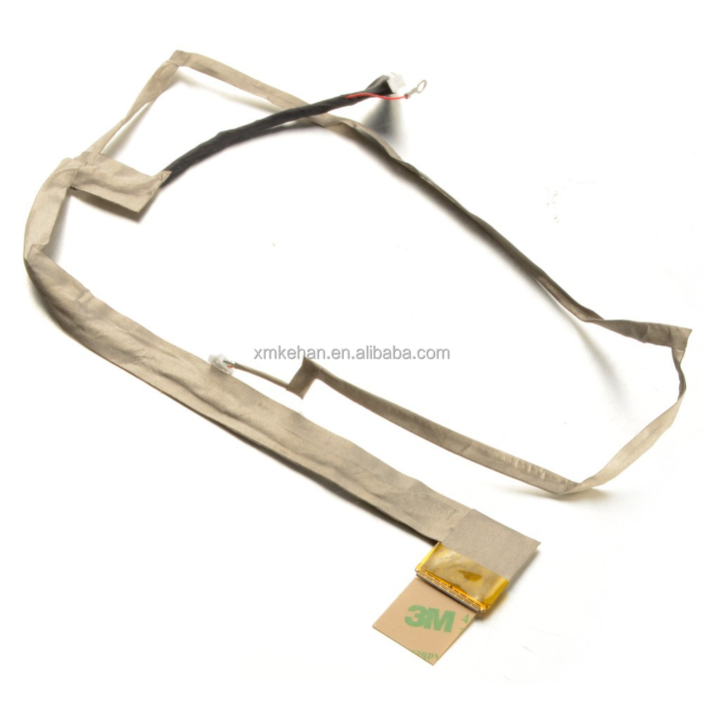 OEM ODM RoHS compliant acer laptop 30 pin lcd lvds ribbon cable