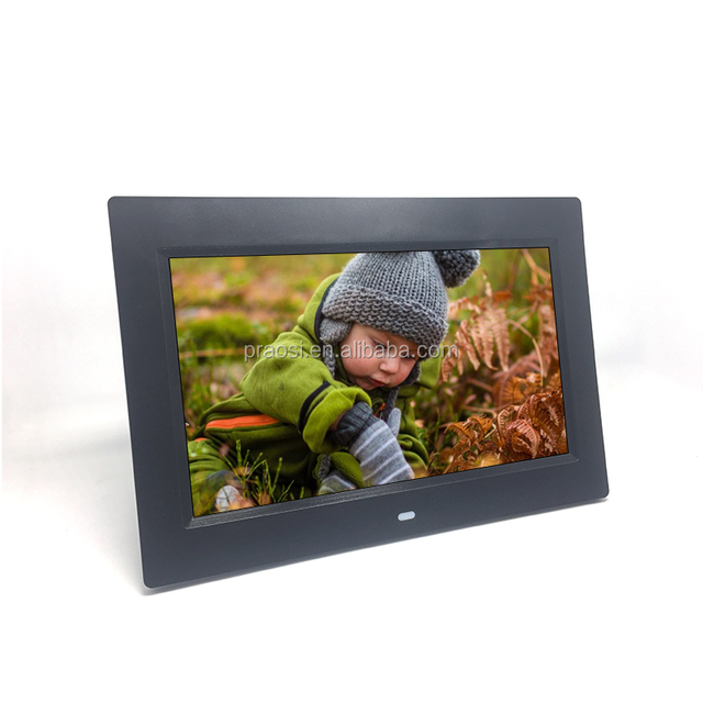 Brand new solar digital photo frame funia photo frame