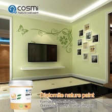 Eco-friendly & healthy nature wall paint