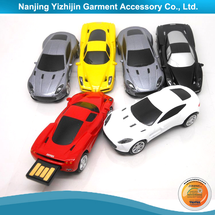 Rubber Material USB Flash Drive with Different Customized Shape