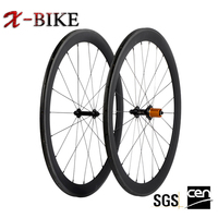 XBIKE high stiffness only 1130g super light 50mm carbon tubular road bicycle 700c wheel