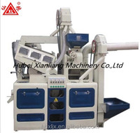 High capacity mini complete parboiled rice mill