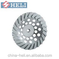 kashmir white granite cup wheel