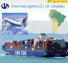 Alibaba drop shipping cheap air/sea freight of logistics wholesale goods door to door from China to Chile Santiago ocean agent