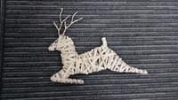 deer design Wicker item