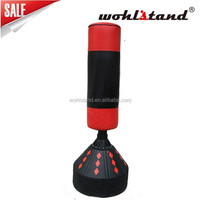 Wholesale Gym equipment Free standing boxing punching bag