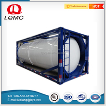 20 feet high quality carbon steel iso tank containers price