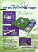 Patented Golf Swing Practice Devices, Golf Swing Devices