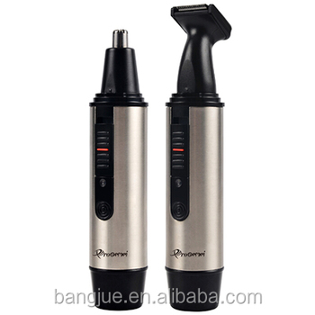 2in1 Electric Nose Rechargeable Battery and Beard Trimmer