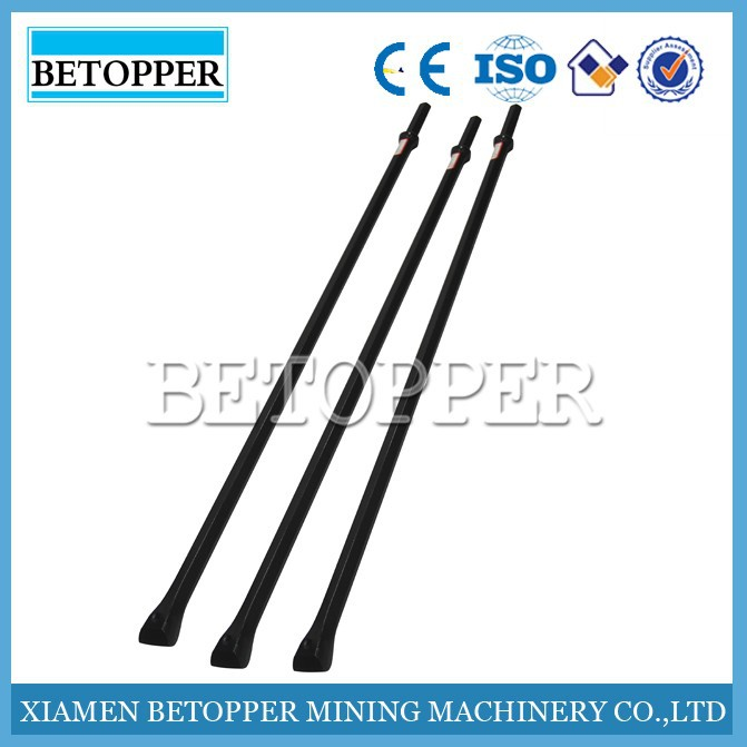 integral drill rods for air jack hammer
