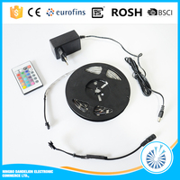 Wholesale China Factory 5-6lm 5M 150pcs SMD5050 Aluminum RGB Programmable Led Strip Light