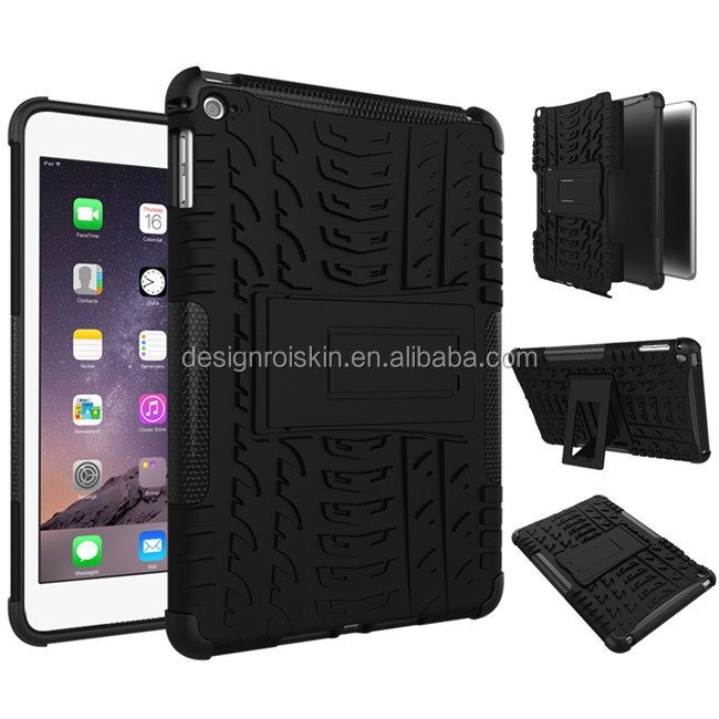 Multifunctional flip case for 7 inch tablet for ipad mini 4 cover with high quality