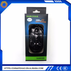 Reasonable price high quality factory direct sale custom gaming professional wired gaming mouse