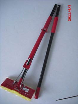 Two sections Alu Handle Cellulose Sponge Mop