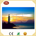 light up lighthouse decoration art painting