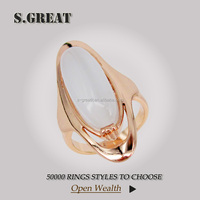 agate antique gold finger jewelry women rings vintage big jewellery models wedding women rings