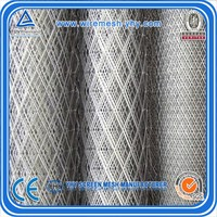 expanded metal diamond mesh ,expanded metal grating mesh