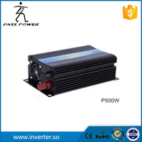 Factory direct selling off grid 300w inverter solar power inverter for solar pannel one year warrany