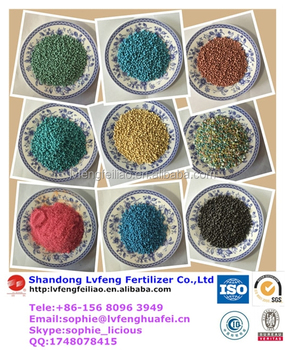 Granular NPK Fertilizer 16-20-0 Sales