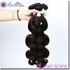 Grade 9A Virgin Brazilian Hair Natural Color Unprocessed Body Wave Hair Weft, High Quality Body Wave Hair Weft