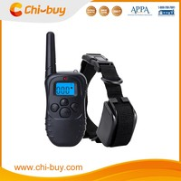 Blue LCD Display, Retrargeable Pet Training Dog Shock Collar