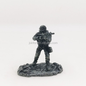 Custom plastic toys soldiers figurine,Cartoon mini plastic toy army soldiers,OEM 3D pvc painted toy soldiers