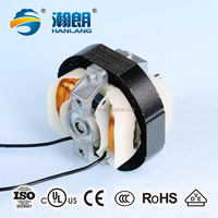 Excellent quality new arrival heater shaded pole electric fan motor