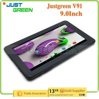 Cheap 9 inch android tablet 5 Point Touch Capacitive Screen wifi Android 4.4 Allwinner A33 quad cores ROM 8GB tablet pc
