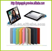 for iPad3 smart cover with back cover (with pakcing)
