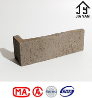 China export popular grey angle tiles