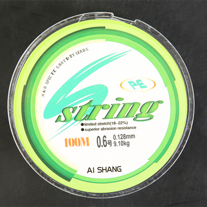 PE Fishing Line With Superior Abrasion Resistance Fishing Wire