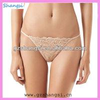 womens transparent panties top quality with skin color
